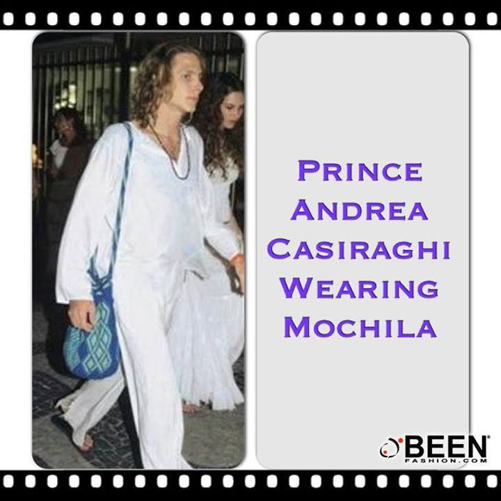 Con #Mochila diventerai un principe…http://www.beenfashion.com/it/catalogsearch/result/index/?p=1&q=mochila&utm_source=pinterest.com&utm_medium=post&utm_content=mochila&utm_campaign=post-prodotto