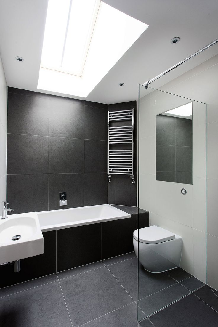 Glass Shower Screen, Bath, Converted Stables in Winchester, England