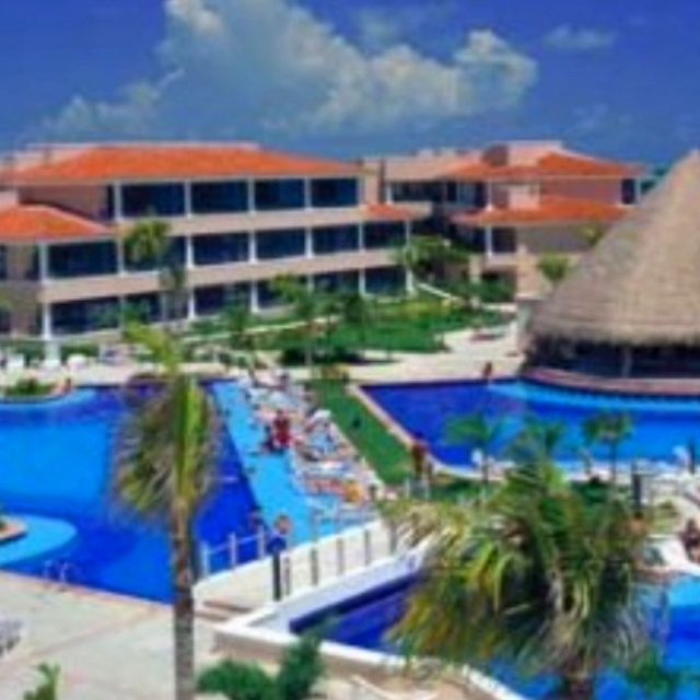 Moon Palace in Cancun, Mexico. (aka favorite place ever)