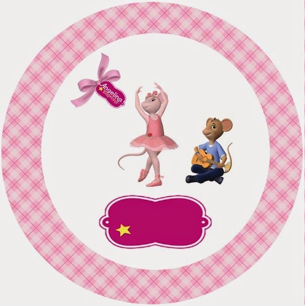 162 best Angelina Ballerina Printables images on Pinterest ...