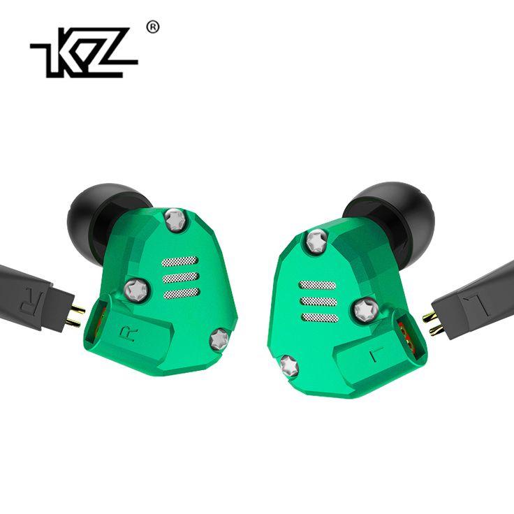 新しいkz zs6 2dd + 2baハイブリッドで耳イヤホンハイファイdj monitoランニングスポーツイヤホン耳栓ヘッドセットインナーイヤー型kz zs5プロ事前販売