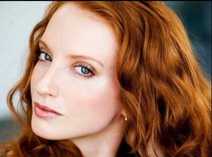 Red hair makeup example | Makeup Examples | Pinterest | Red Hair ...