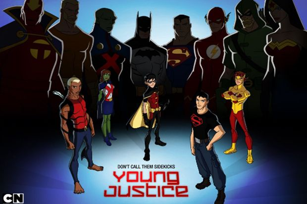 Justiça Jovem: Terceira temporada da animação foi confirmada!