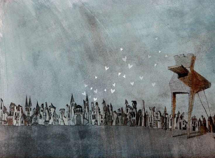 Fortaleza by Filipa Viana