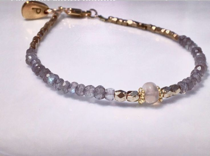 A personal favourite from my Etsy shop https://www.etsy.com/no-en/listing/544386718/personalized-labradorite-bracelet