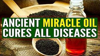 MIRACLE OIL: Ancient Remedy Cures Diseases - HIV, AIDS, Diabetes,Cancer, Stroke, STDs, Arthritis...