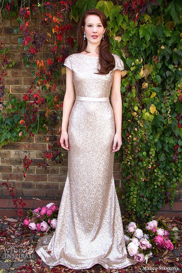 Margo Stankova 2015 Wedding Dresses Peony Bridal Collection