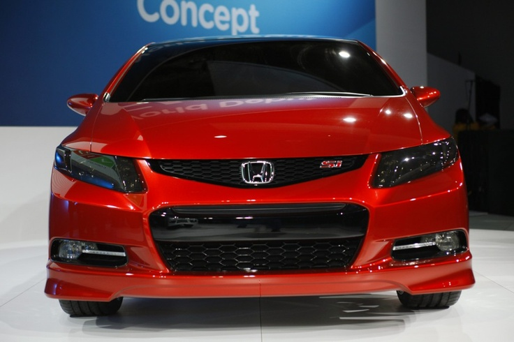 2014 Honda Civic New Concept