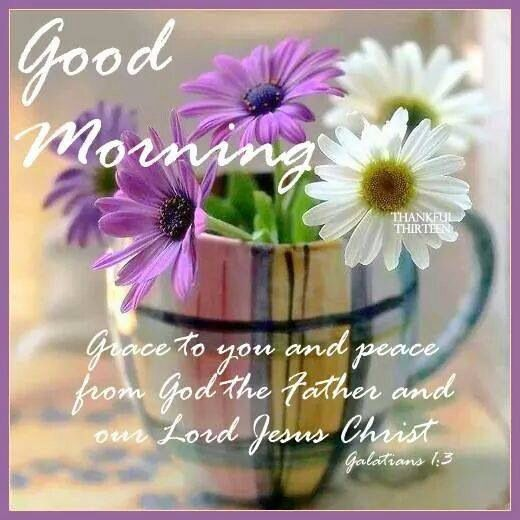 42 best good morning guten morgen images on pinterest good galatians grace to you and peace from god the father and our lord jesus christ good morning sisters and brothers blessings for a wonderful new week m4hsunfo