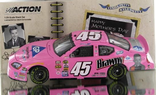 Kyle Petty #45 Georgia Pacific/Mother's Day 2005 Charger