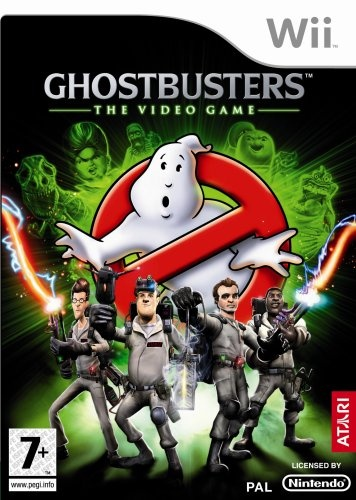 Ghostbusters: The Video Game (Wii) -  Usually video game tie-ins are released at the same time as the movie they  based on. Sometimes there can be short delaybut twenty years is something  else. Ghostbusters never seems to age, though, with the new game a real labour  of love for the developer. The game features an all new... - http://unitedkingdom.bestgadgetdeals.net/ghostbusters-the-video-game-wii/ - http://unitedkingdom.bestgadgetdeals.net/wp-content/uploads/2013/06