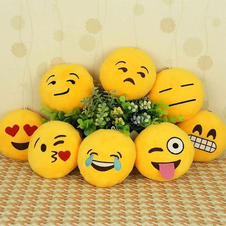 Emoji Cuscini.Cheap 6 Stili Morbida Emoji Cuscini Cuscino Cuscino Smiley O Forma