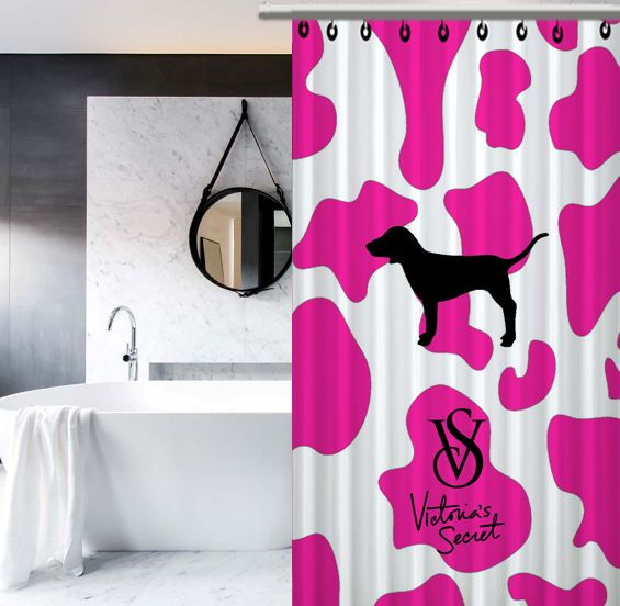 Love Pink Victoria S Secret Dalmation Custom Design Print On