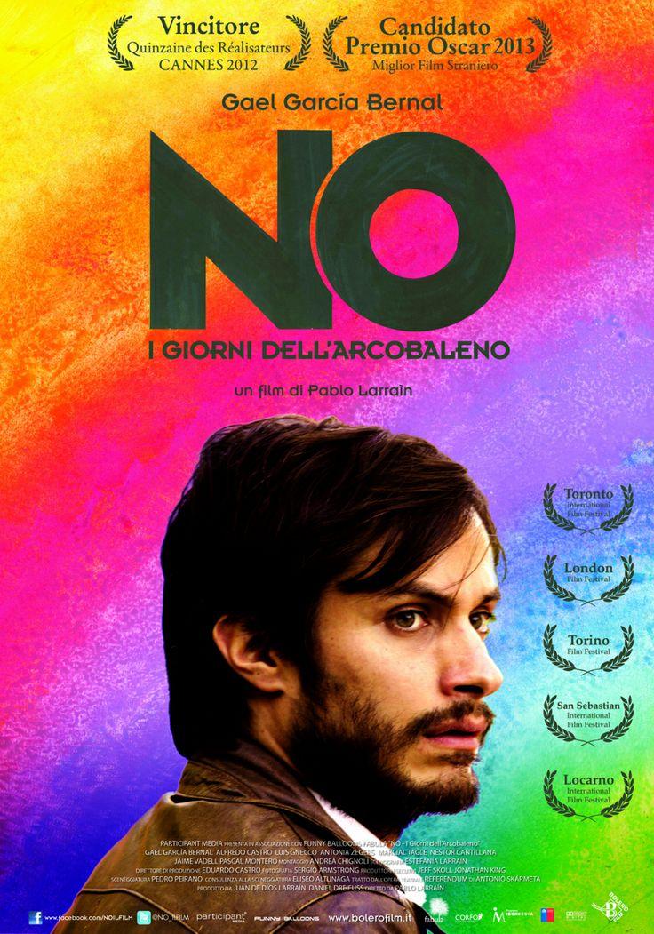 No - I giorni dell'arcobaleno, dal 9 maggio al cinema.