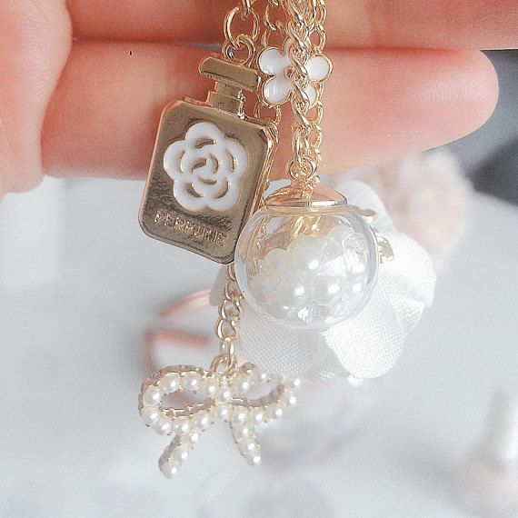 NEW Rearrangeable Planner Charm Coco Princess Chanel