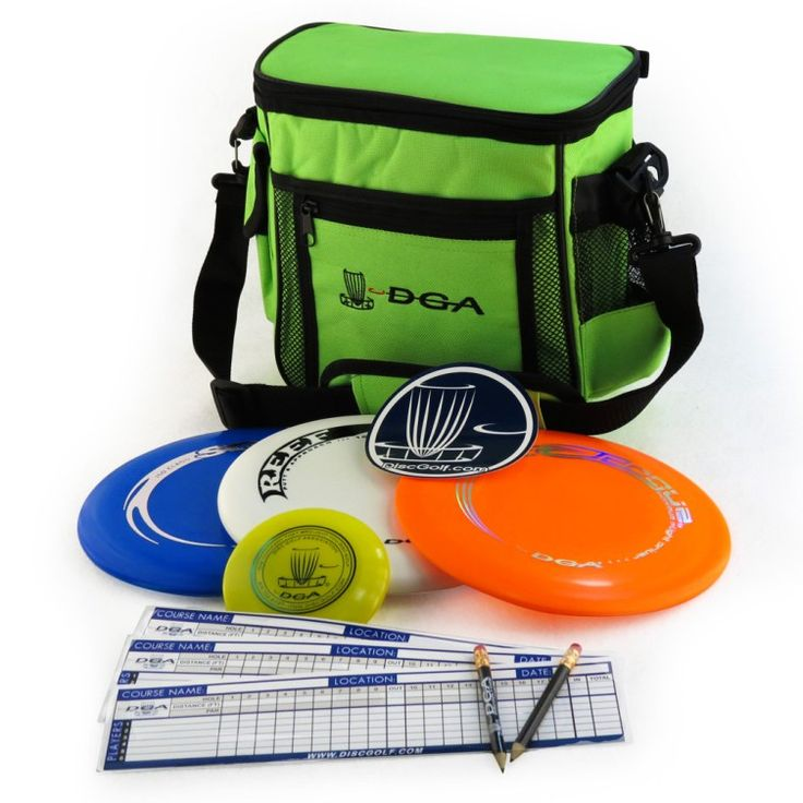 Complete Disc Golf Starter Set