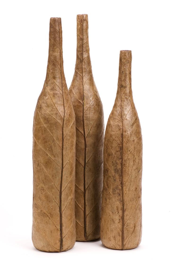 Tobacco Vases Tall: Carnival Jakmel