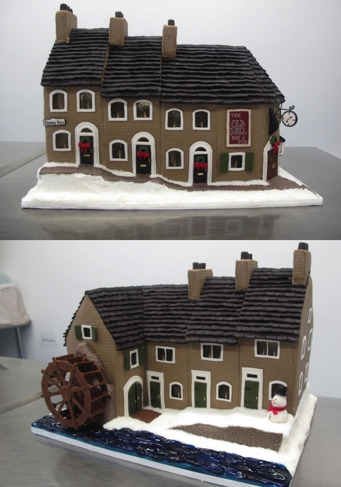 """""""English Row Houses"""" by Syndey H. (Standout Execution)"""