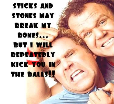Memorable quotes from the movie stepbrothers.... SO FUNNY