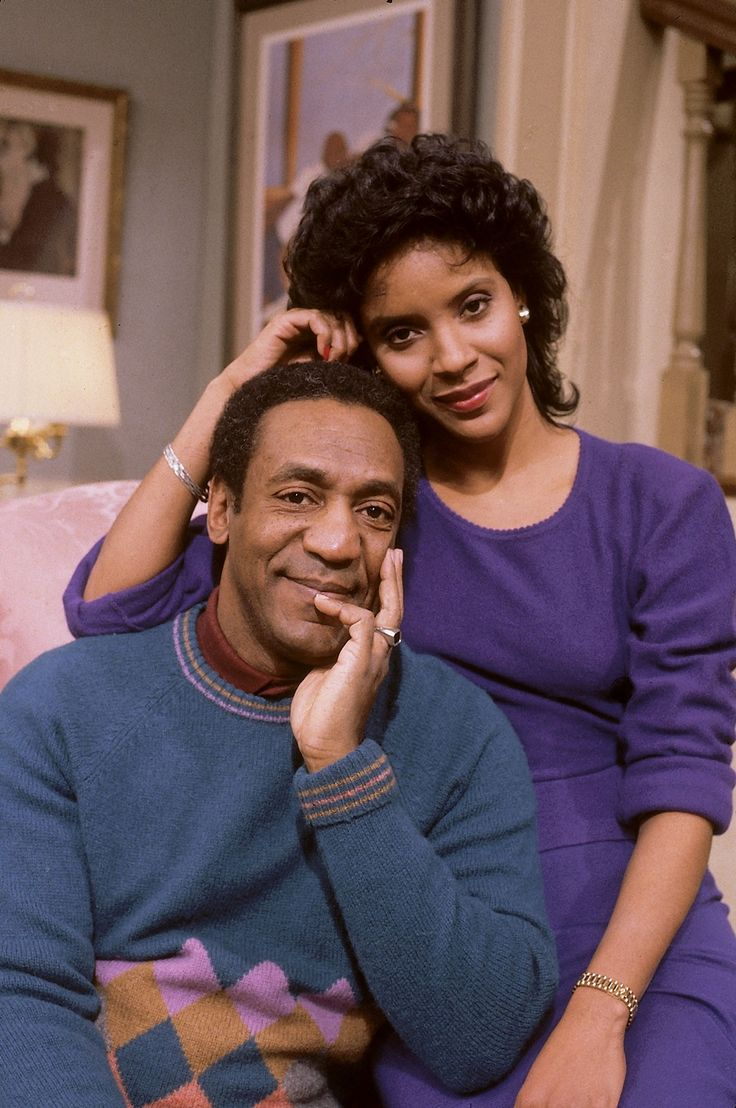 Cliff and Clair Huxtable - The Cosby Show