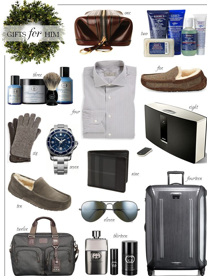 Gifts For The Man Or Men In Your Life For Winter 2014 This