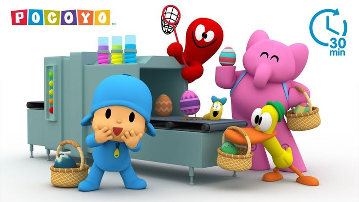 "Pocoyo Easter Egg Hunt Patrol | NEW EASTER EPISODE HD - WATCH VIDEO HERE -> http://philippinesonline.info/trending-video/pocoyo-easter-egg-hunt-patrol-new-easter-episode-hd/   Pocoyo and his friends celebrate Easter this year with a very special video! ""Pocoyo Easter Egg Hunt Patrol"" includes a brand new Pocoyo episodes ready for Easter. Are yo uready to catch the chocolate Easter Eggs too? Subscribe to Pocoyo's channel: MORE POCOYO: ➜ P..."