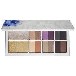 Get the Estee Lauder eyeshadow palette designed by Kendall Jenner on SHEfinds.com. Has black light and glo in the dark eyeshadows!! Won't be released in the US till March. It available in Canada right now. Today is 3-1-16 I can't wait to see the reviews on this and how pigmented etc.... this pallet is!