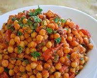 Cantinho Vegetariano: Grão-de-Bico Marroquino (vegana)
