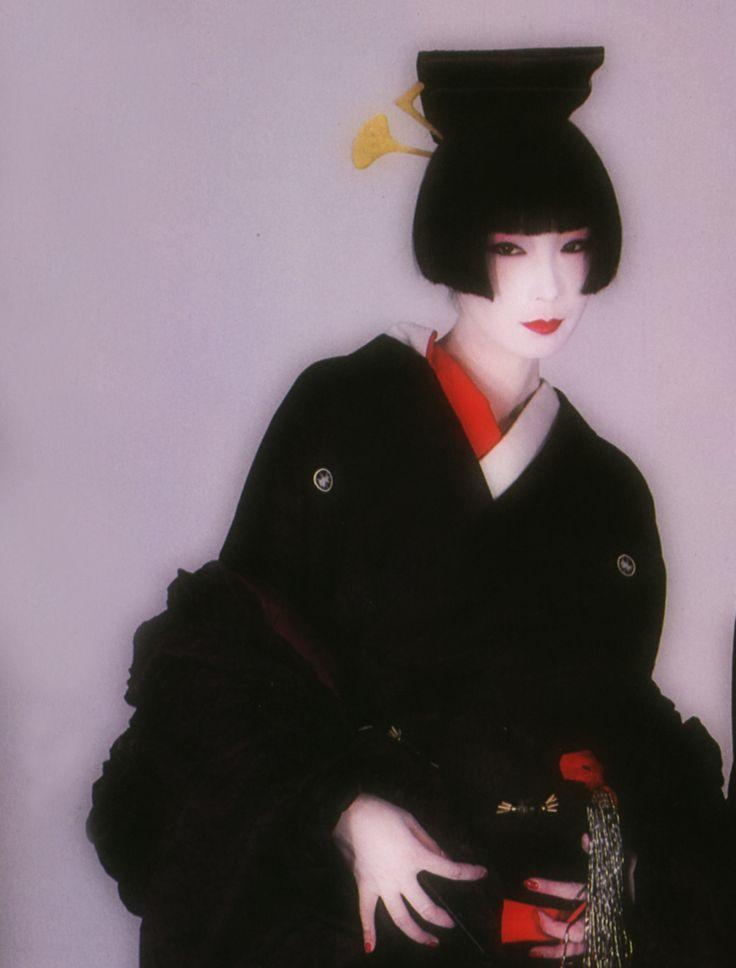 Yamaguchi Sayoko 山口 小夜子 (1949-2007)