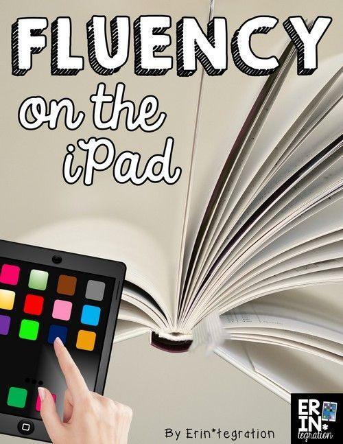 Great suggestions for iPad apps and activities for fluency practice during reading
