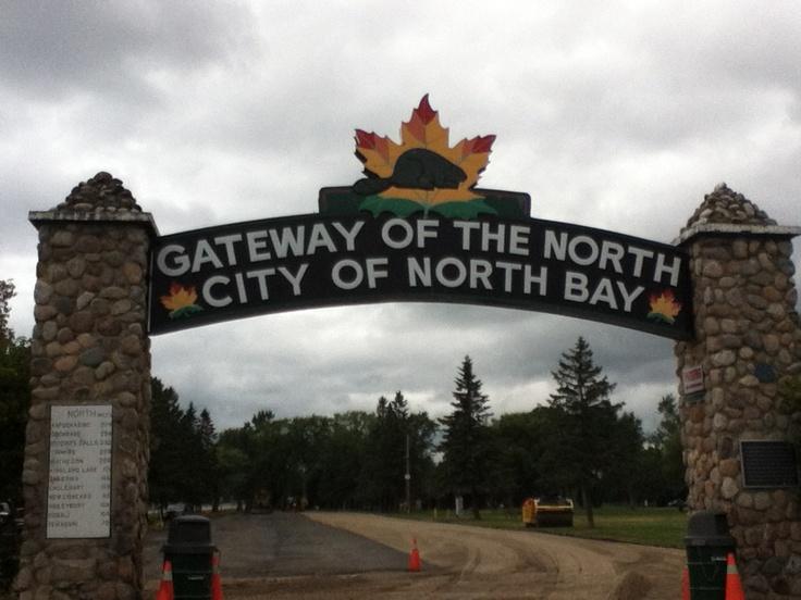 North Bay gateway!