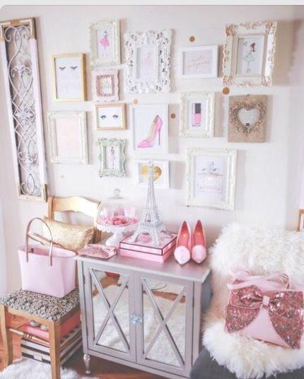Cute vintage room g pinterest for Room decor inspo