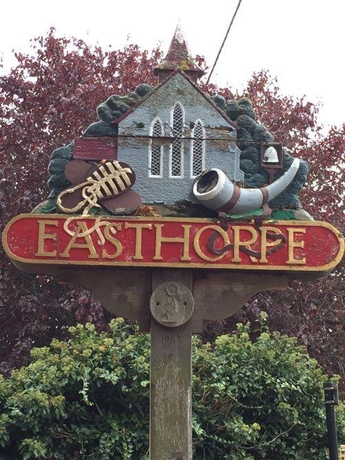 easthorpe essex history