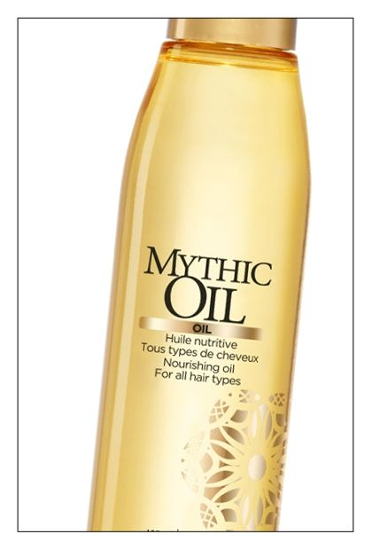 8 New Hair Oils -- And Why You Need One, gotta try L'Oreal Professional Mythic Oil in Rich or Colour Glow