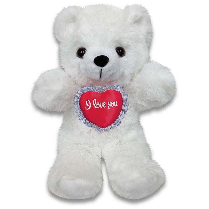 "V3070 - Wholesale Teddy Bears - 10"" Valentine Teddy Bears"