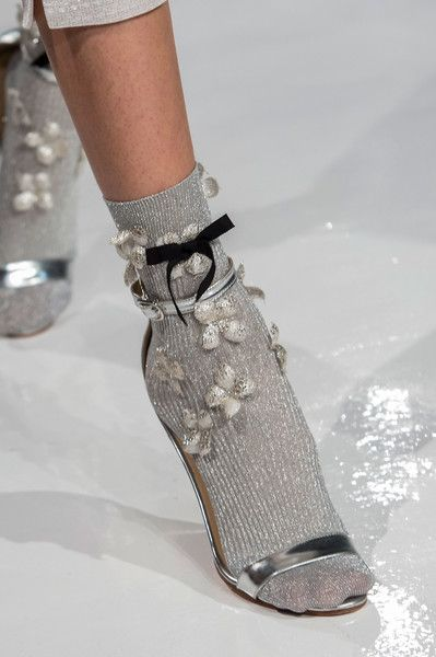 Reem Acra, Spring 2017 - New York's Best Spring '17 Runway Shoes - Photos