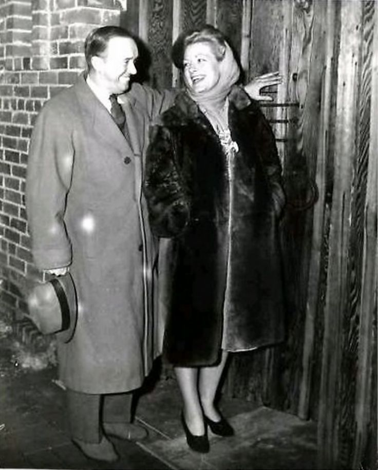 Stan and Virginia  Laurel, 1941