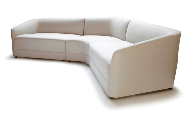 Eaton Sofa  MidCentury  Modern, Upholstery  Fabric, Sofas  Sectional by Michael Reeves Associates