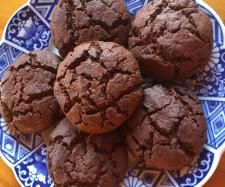 Recipe Evelyns Chocolate Ripple Biscuits by Janine Smith - Recipe of category Baking - sweet