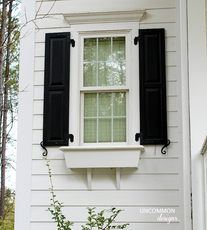 46 best images about Curb Appeal Window Boxes on Pinterest