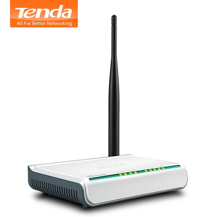 Tenda W311R Home Wireless WiFi Router,Wi-Fi Repeater,Powerful BROADCOM Chip,Russian/ English Firmware,1WAN+4LAN Ports,Easy Setup //Price: $24.52      #sale