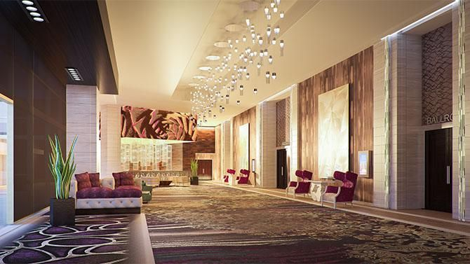 Hotel Expansion | Viejas Casino