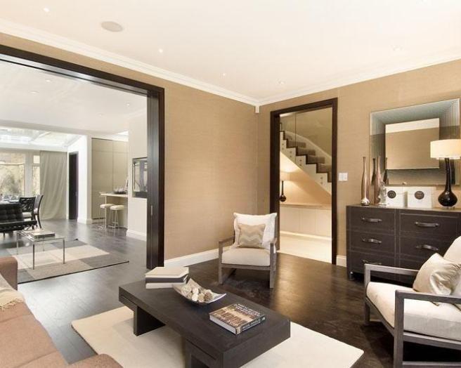 Best 25+ Dark Brown Furniture Ideas On Pinterest | Brown Bedroom Walls,  Brown Upstairs Furniture And Brown Home Curtains