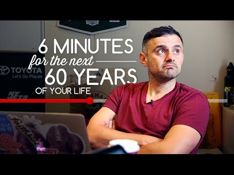 6 MINS FOR THE NEXT 60 YEARS OF YOUR LIFE - A RANT - YouTube