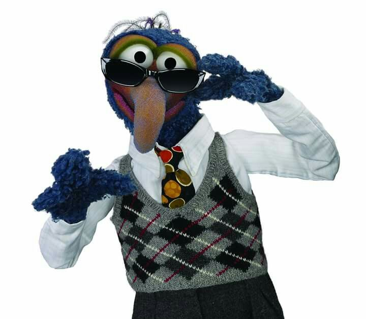 241 Best Muppet Greatness Images On Pinterest: 273 Best The Great Gonzo Images On Pinterest