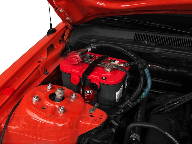 Optima Performance Battery - Red Top