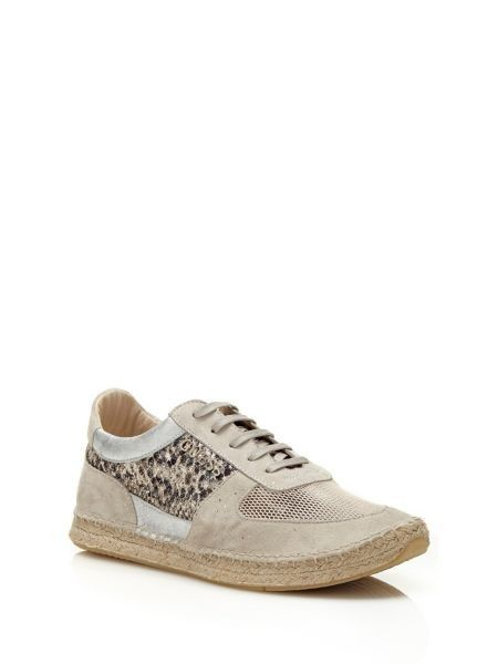 GUESS SNEAKER QUINNY ANIMAL-OPTIK