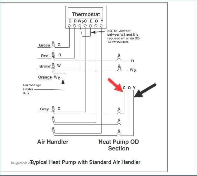 Heat Pump Wiring Diagram Furnace - Database