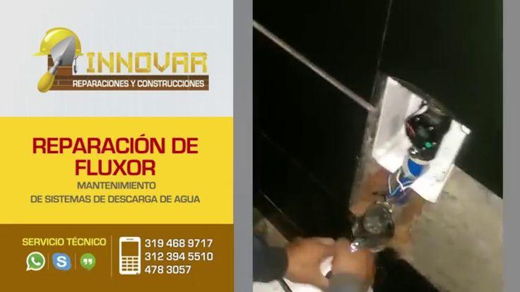 Reparación de Sanitario Bogotá - fluxometros
