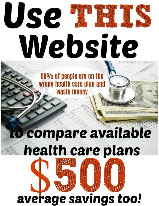 Take Command Health: Compare Health Care Plans and Save $500 on...